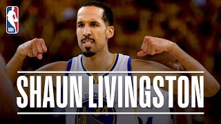 The Best Plays of Shaun Livingston's Career