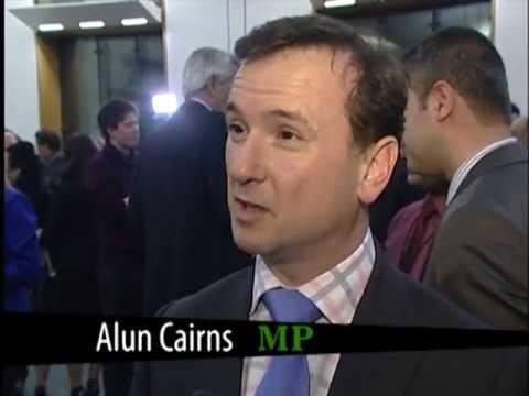 Alun Cairns - British Kebab Awards