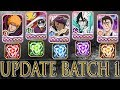 Bleach Brave Souls: Resurrection Update Details! Batch 1!!