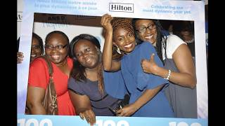 Hilton's 100 Anniversary Celebration at Hilton Yaounde