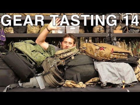 Gear Tasting 14: Yo Dawg, I Heard You Like Packs