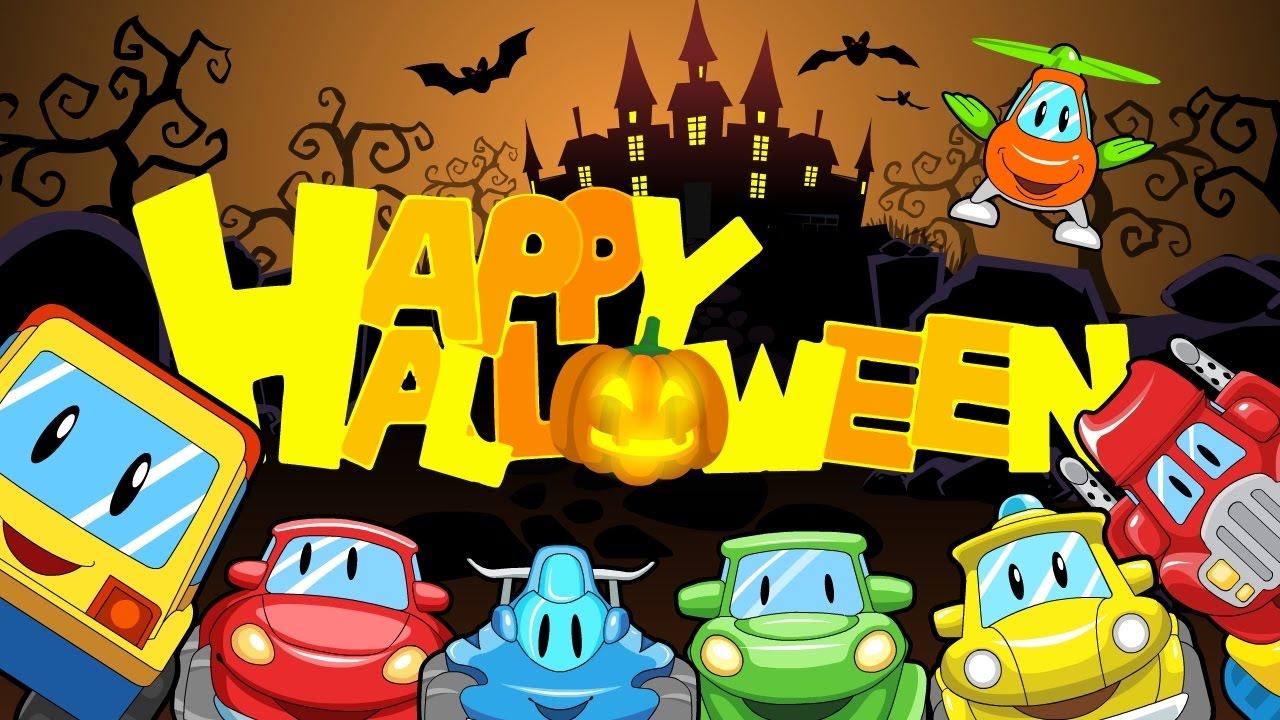 10 mins happy halloween mrwheelerfriends cartoons youtube - Happy Halloween Cartoon Pics