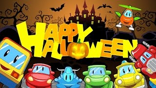 "10 mins ""Happy Halloween"" @ ""Mr.Wheeler&Friends"" CARtoons"
