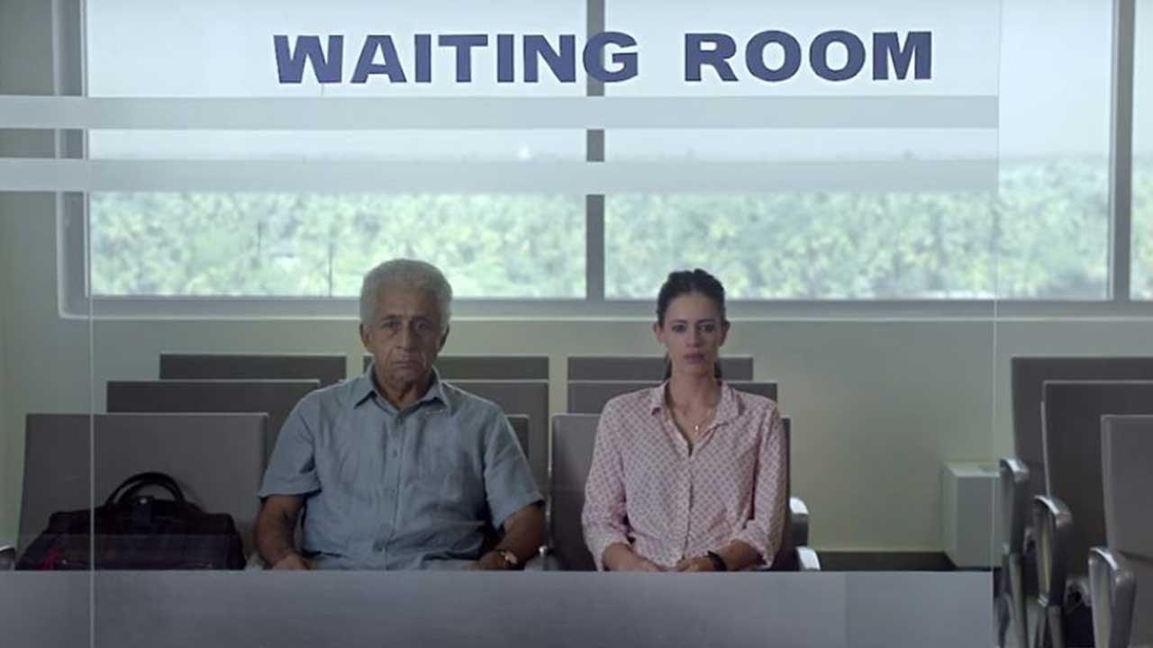 Download Waiting trailer featuring Naseeruddin Shah and Kalki Koechlin is amazing