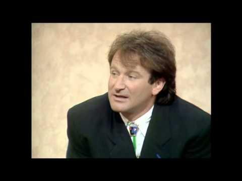 Terry Wogan - Robin Williams Interview - September 1988