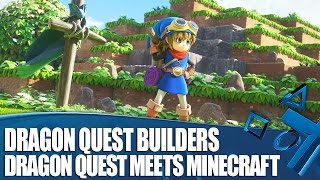 Dragon Quest Builders - Dragon Quest meets Minecraft