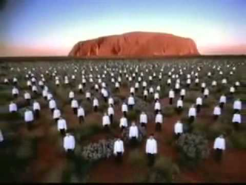 Qantas the Spirit of Australia - TV Ad 2001