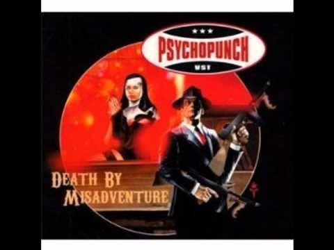Psychopunch - Misunderstood