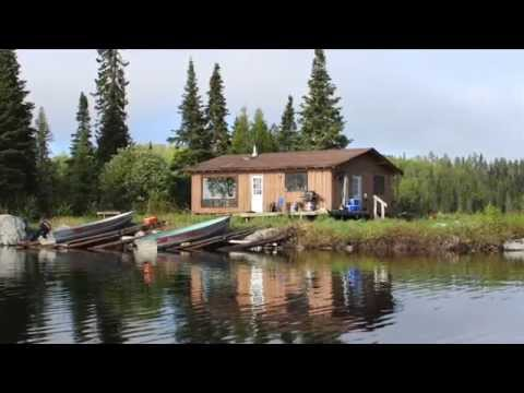 White River Air's Dayohessarah Lake Outpost - A Lake Trout Bonanza!