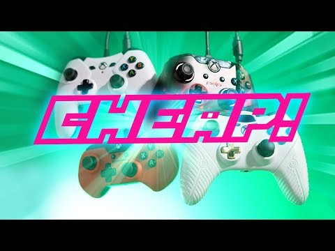 Best Cheap Xbox One Controllers!