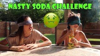 Nasty Soda Challenge | Hayley LeBlanc