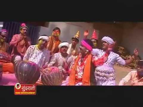 Chalo Sakhi - Mola Rang De Kanha - Manharan Lal Patel - Chhattisgarhi Devotional Song
