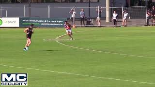 Round 2 FRAvWIL Highlights VFL