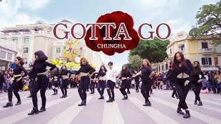[KPOP IN PUBLIC CHALLENGE] CHUNGHA (청하) - Gotta Go (벌써 12시) Dance Cover by Oops! Crew from Vietnam