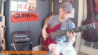 Bass Musician Magazine Reviews the Yamaha TRBJP2