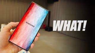 Samsung's Rollable Phone Update | Air Charging WHAT!!!