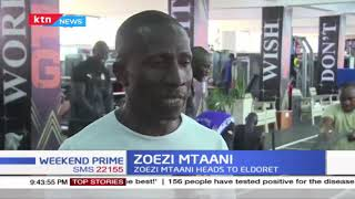 Zoezi Mtaani: 300 individuals all the country sensitized on the importance of living a healthy life
