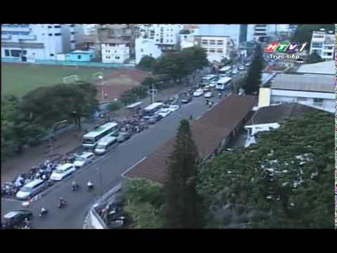 An toàn giao thông thành phố ngày 14/4/2014