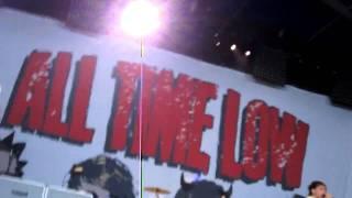 All Time Low - Poppin' Champagne, Pukkelpop, Belgium 2010