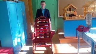 Изготовление Кресла качалки.(, 2017-10-27T03:51:59.000Z)