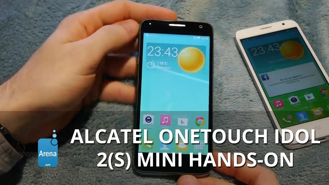 Alcatel one touch idol 2 mini: özellikler, yorumlar
