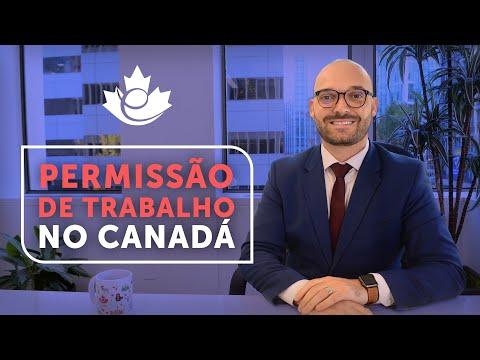 COMO CONSEGUIR UMA PERMISSÃO DE TRABALHO NO CANADÁ: ENTENDA COMO FUNCIONA