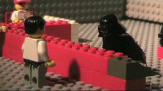 Lego Death Star Canteen - Eddie Izzard - The remake