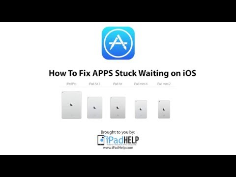 How to Fix iOS Download Apps stuck on waiting for iPhone/iPad