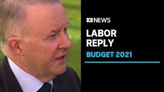 Labor leader Anthony Albanese promises social housing boom in budget reply speech | ABC News