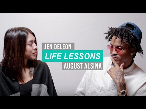 August Alsina: Lessons From 'This Thing Called Life'
