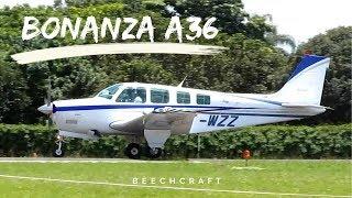 rc Beechcraft Bonanza A36 build part 1