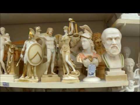 Что привести из Греции, сувениры и подарки!