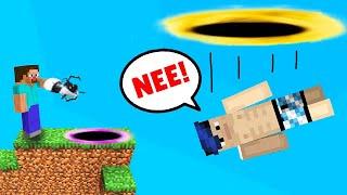Máme PORTAL GUN v Minecraftu! w/ MenT