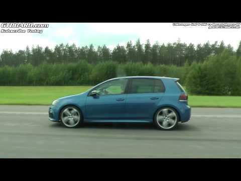 Volkswagen Golf R DSG vs Renault Megane RS