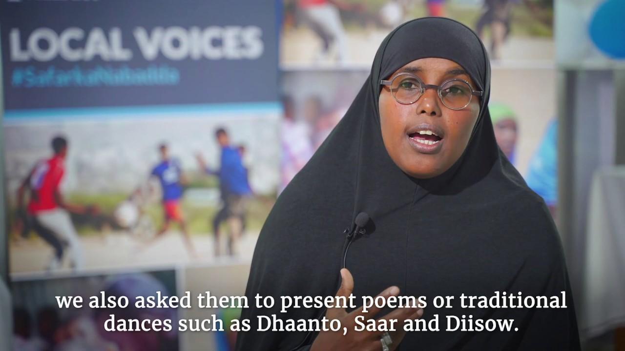Safarka Nabadda Kismayu activities