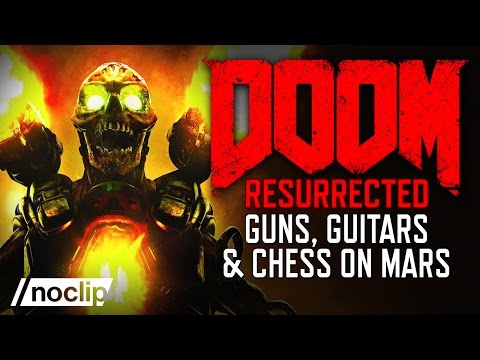 DOOM Documentary: Part 3 - Guns, Guitars & Chess on Mars