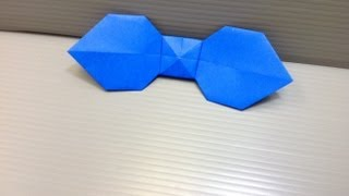 Daily Origami: 019 - Bow