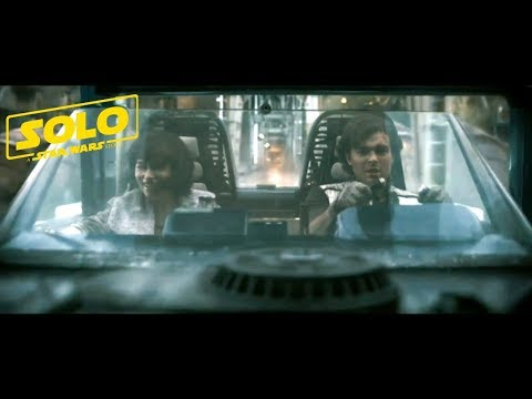 SOLO A Star Wars Story (Han Solo) TV Spot Trailer 12