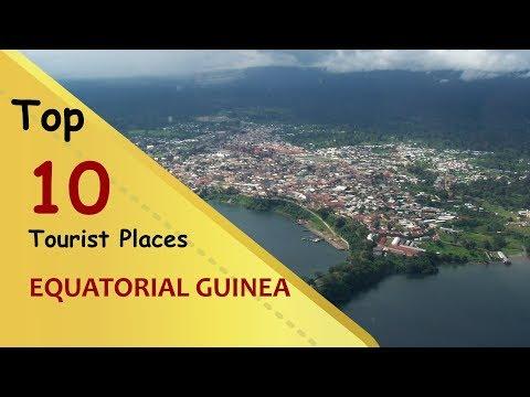 """""""EQUATORIAL GUINEA"""" Top 10 Tourist Places   Equatorial Guinea Tourism"""