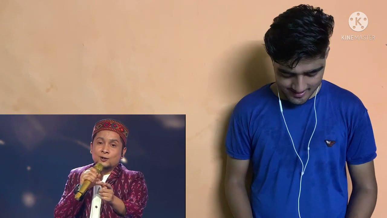 Pawandeep koi Hota jisko apna and Salamat Rahe Dostana Hamara  indian idol 2020   Reaction video