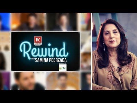 Rewind with Samina Peerzada - Rewind With Samina Peerzada - Show Is About To Start - Promo