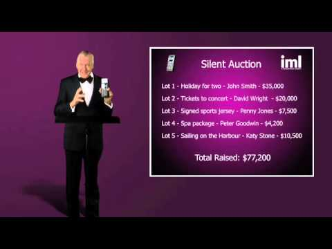 IML Silent Auction and Pledge Bidder Instructions