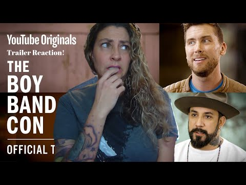 The Boy Band Con: The Lou Pearlman Story Official Premise Trailer Reaction