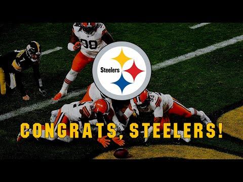 [UrinatingTree] Congrats, Steelers! (2021)