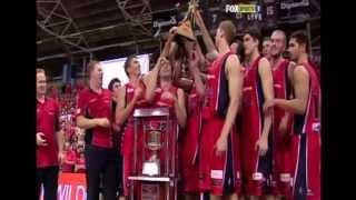 2010 NBL Finals Game 3 - Wollongong Hawks @ Perth Wildcats (2nd half)(pt.3)