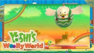 Mutter Gluckuhn #9 🧶 Yoshi's Woolly World | Let's Play Wii U