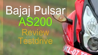 Smart Drive - Bajaj Pulsar AS200 Review and Testdrive | Smart Drive 7 June 2015