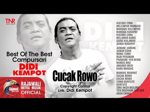 Didi Kempot - Cucok Rowo [OFFICIAL]