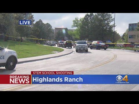1 Dead, 7 Students Injured In STEM School Shooting