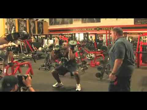Dwight Freeney OffSeason Training